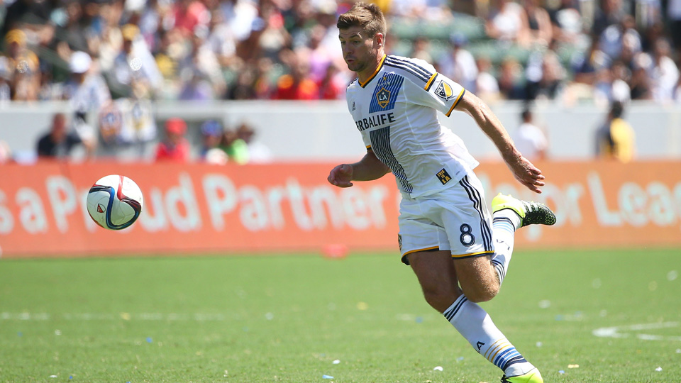 Steven Gerrard knows more of what to expect in his first full MLS season