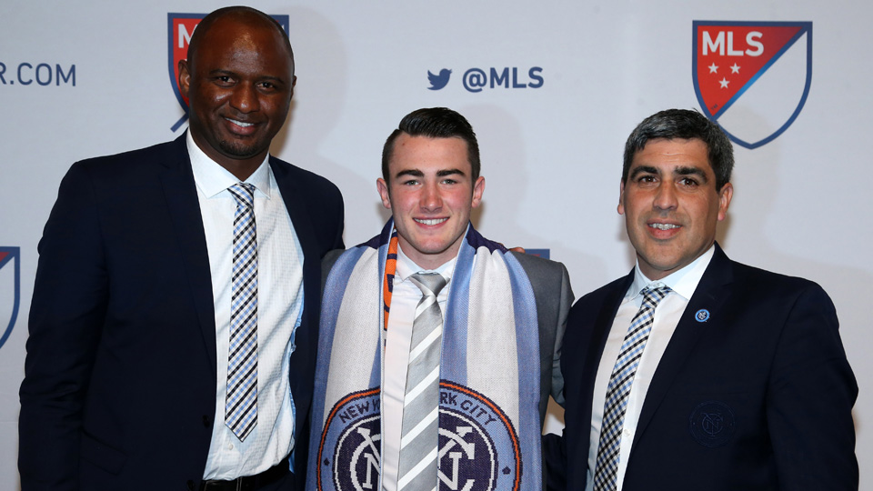 Report: Leicester, Everton, Brighton All Linked With NYCFC Rising Star Jack Harrison