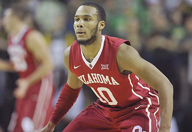 Jordan Woodard Oklahoma