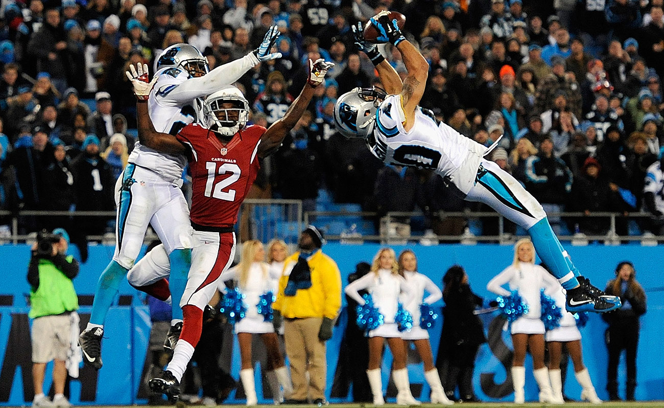 Panthers safety Kurt Coleman picked off a pair of passes in the NFC title game.