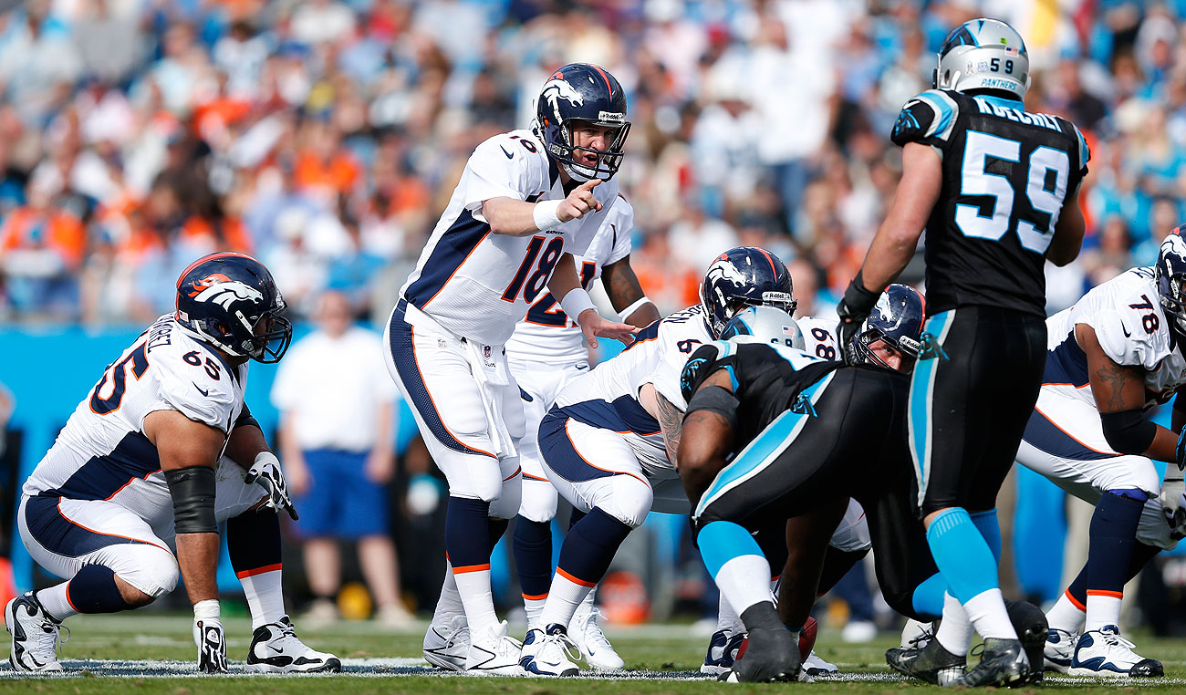 Many things have changed since Manning's Broncos and Kuechly's Panthers last met in November 2012.