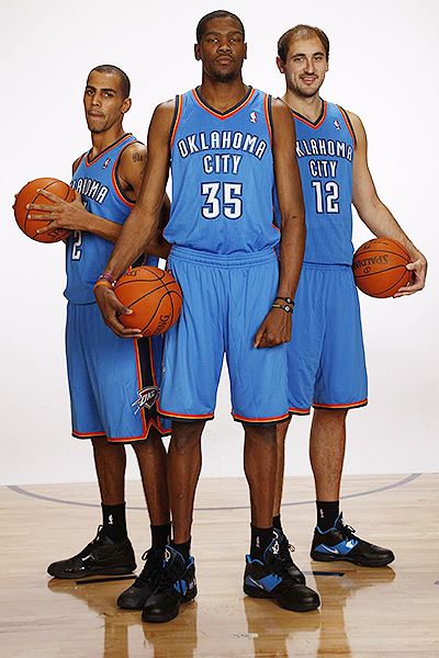 1cb1590a8044 Oklahoma City Thunder  Team led by Kevin Durant is fun to watch