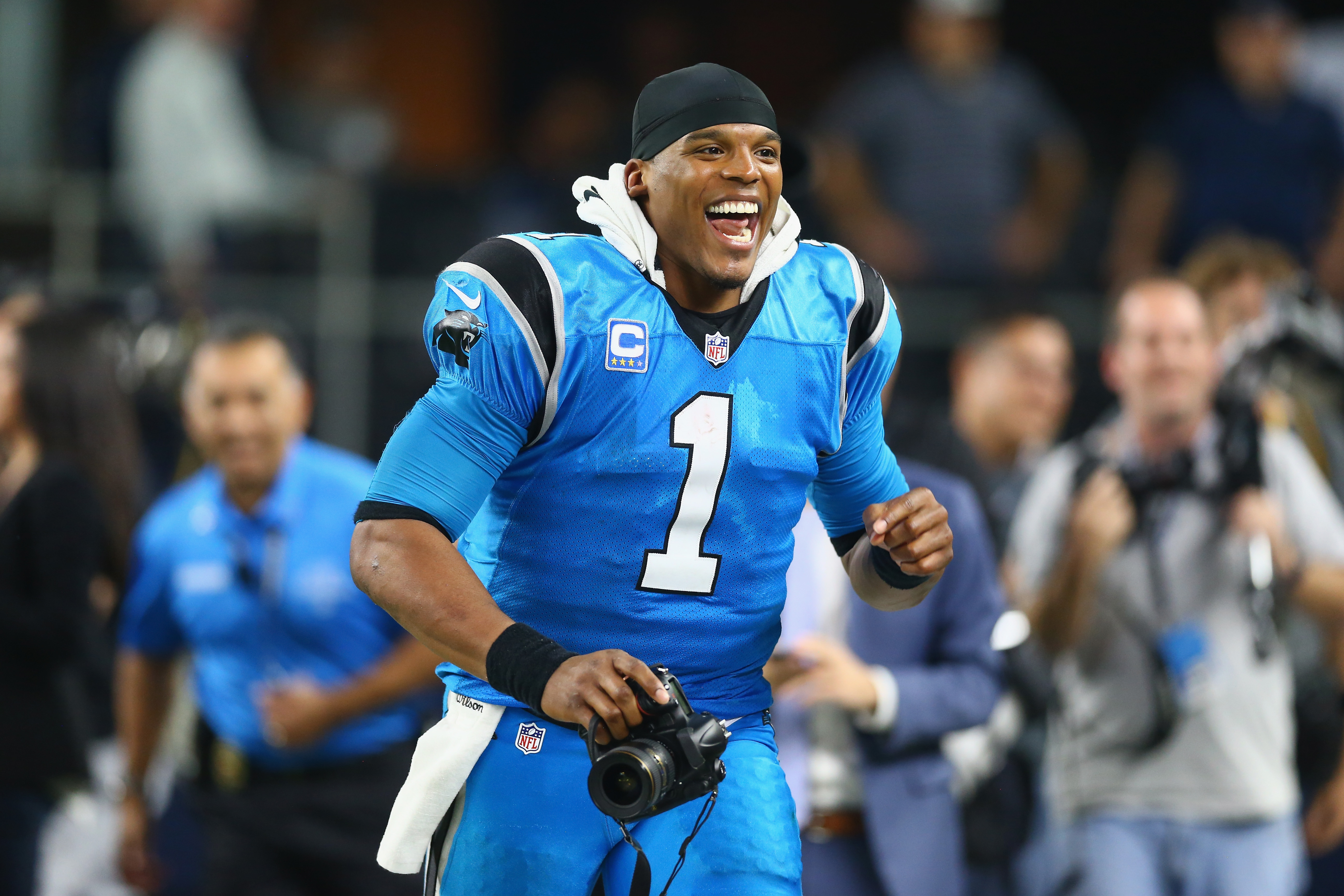 Cam Newton could make list of Heisman and Super Bowl winners