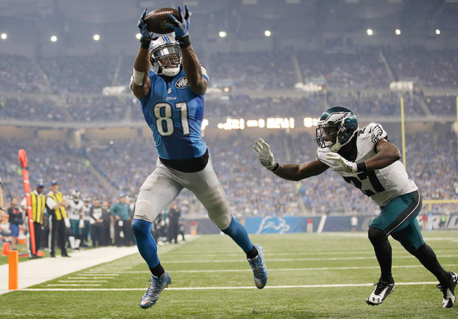 If this is it for Calvin Johnson, has he done enough to get to Canton?