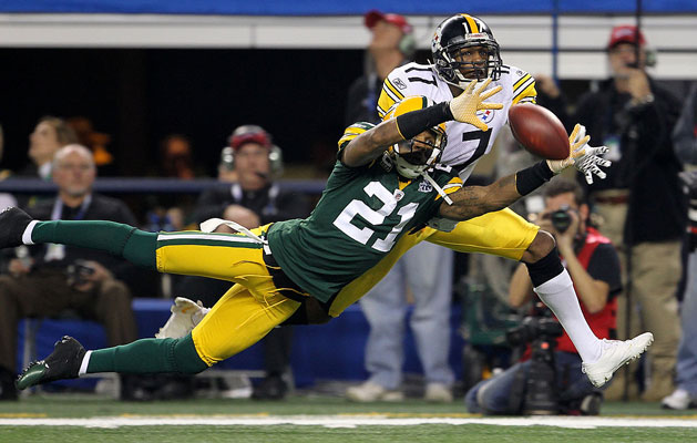 charles woodson packers super bowl injury pittsburgh steelers