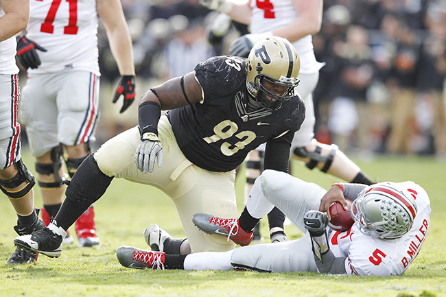 Short was a star at Purdue, but there were still question marks surrounding his game heading into the 2013 draft.