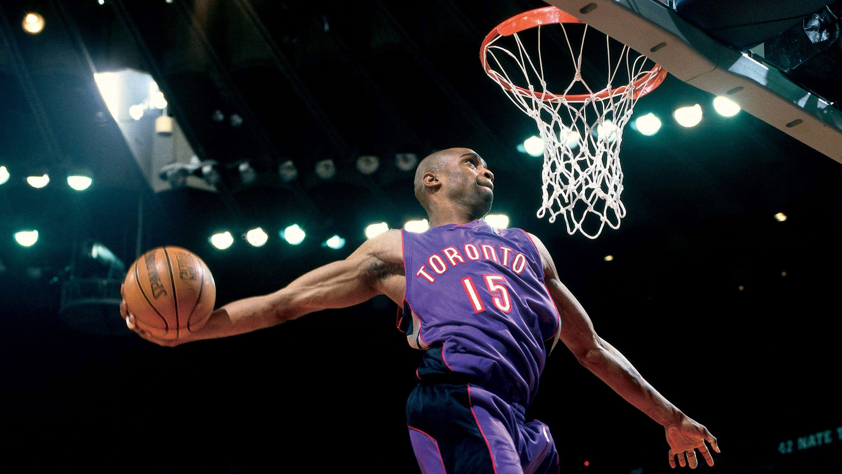 Best of Vince Carter, Tracey McGrady in NBA Slam Dunk Contest