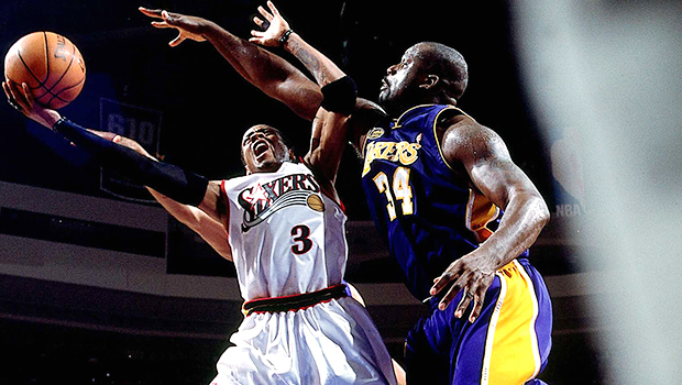 Shaquille O'Neal Allen Iverson 2016 NBA Hall of Fame finalists