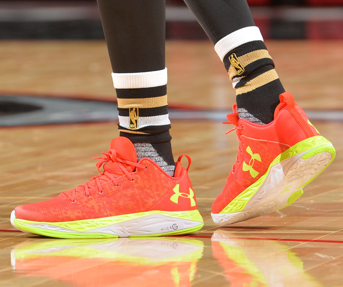2016 Rising Stars Challenge shoes Emmanuel Mudiay