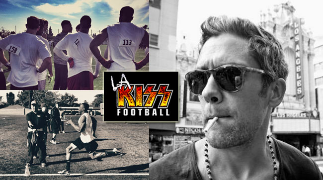 The MMQB's Neal Bledsoe starts his quest to make it in the Arena Football League with the LA KISS.