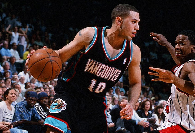 Forgotten Franchise: The Vancouver Grizzlies' short NBA lifespan | SI.com