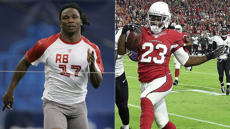NFL combine: Fastest 40-yard dash times in NFL draft history