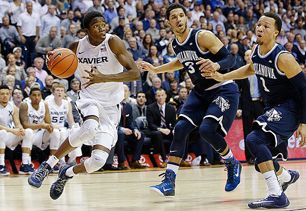 Xavier vs. Villanova