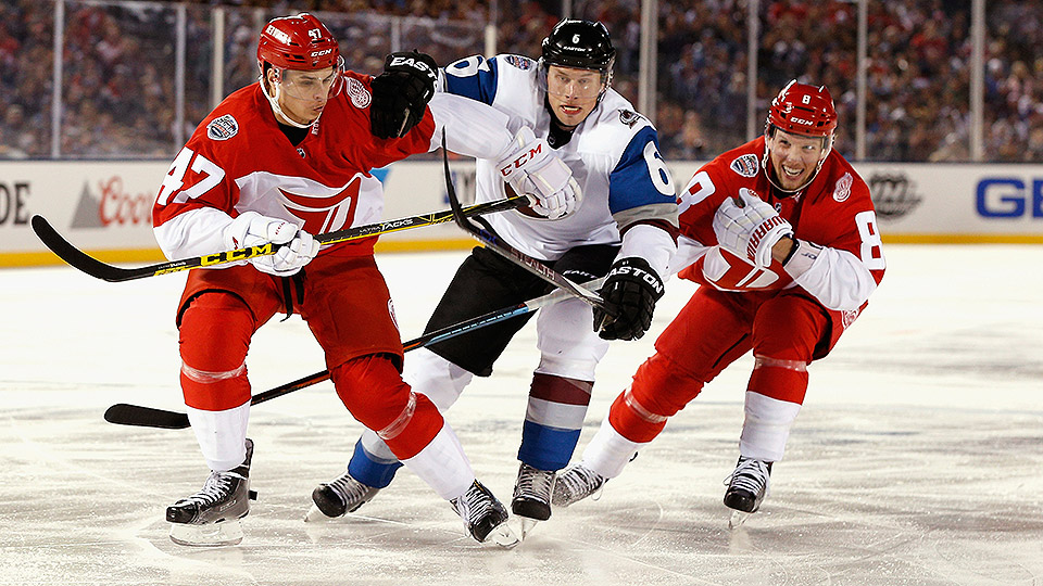 Detroit Red Wings Colorado Avalanche