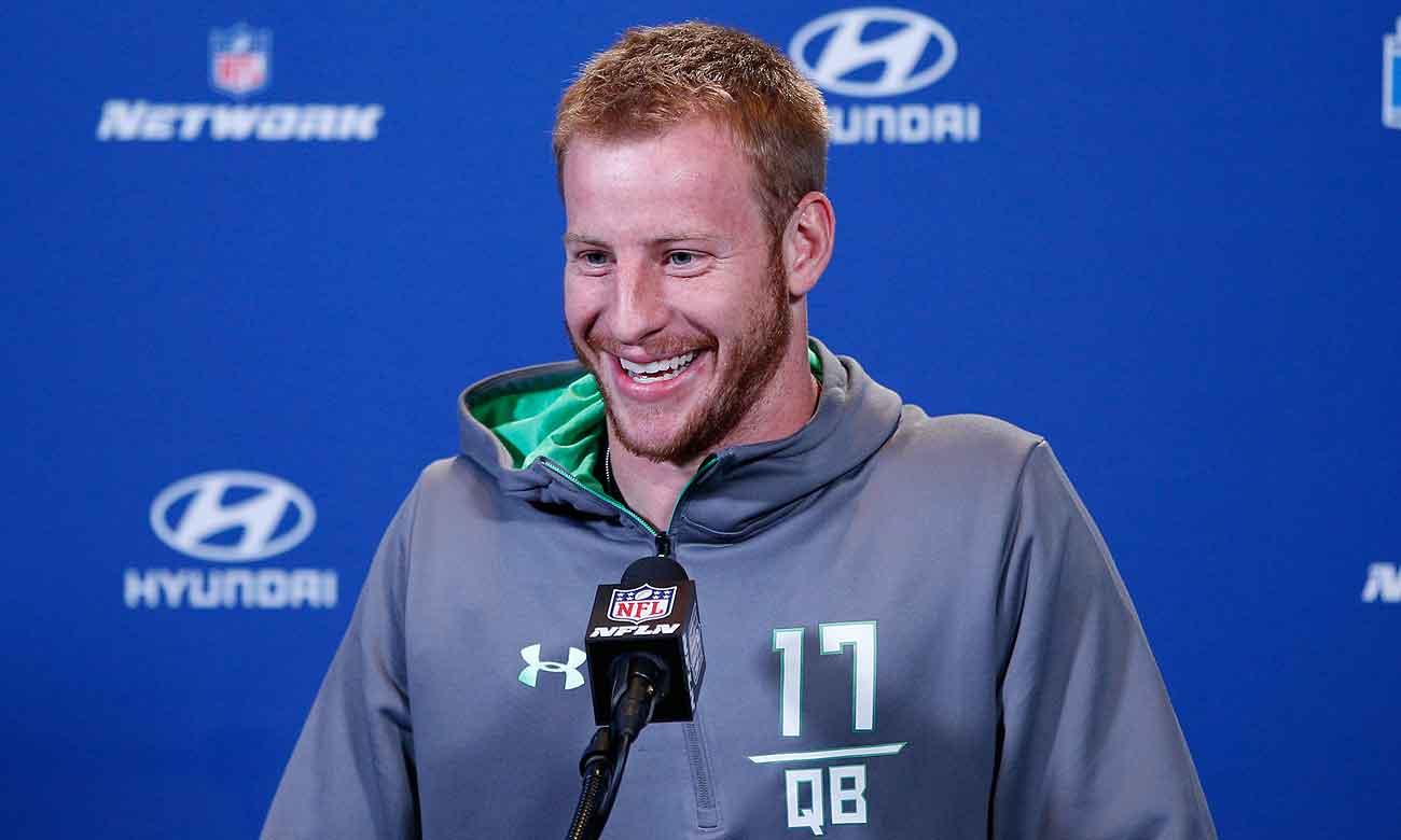 Carson Wentz of North Dakota St. may be biggest star in NFL draft ...