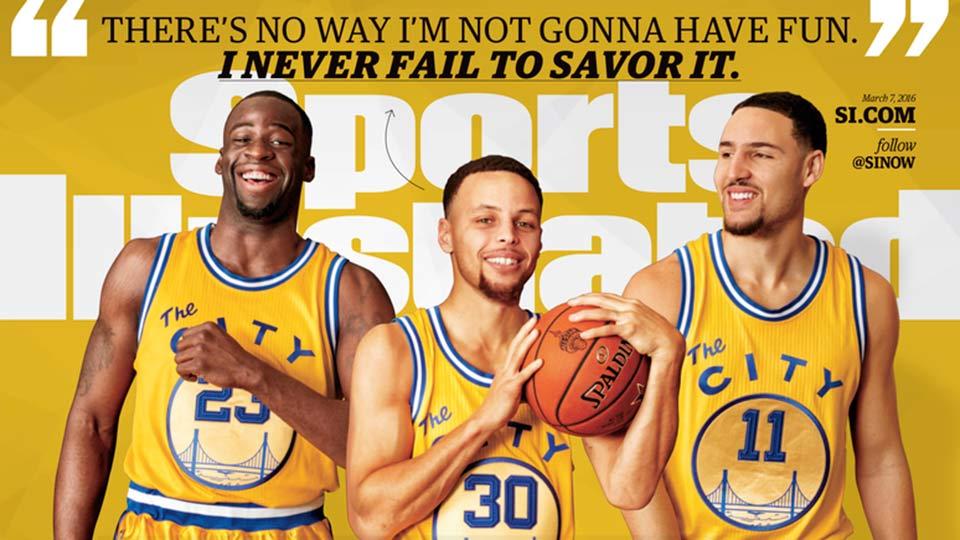 Stephen Curry, Warriors making basketball fun again | SI.com