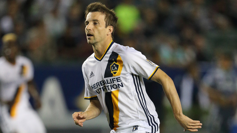 Mike Magee scored a goal and assisted on another for the LA Galaxy vs. D.C. United