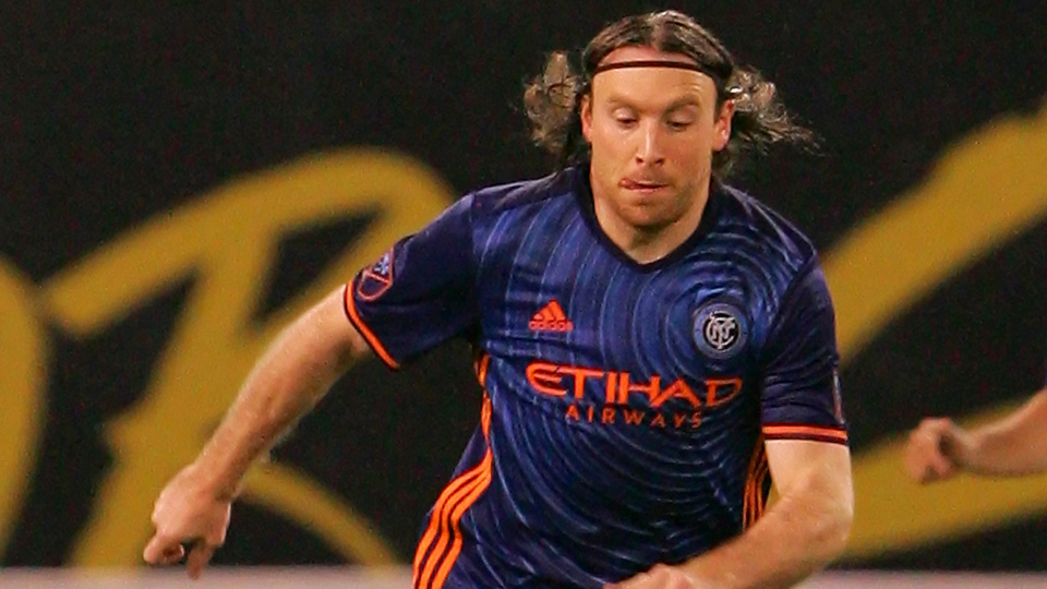 Tommy McNamara scored a great goal for NYCFC