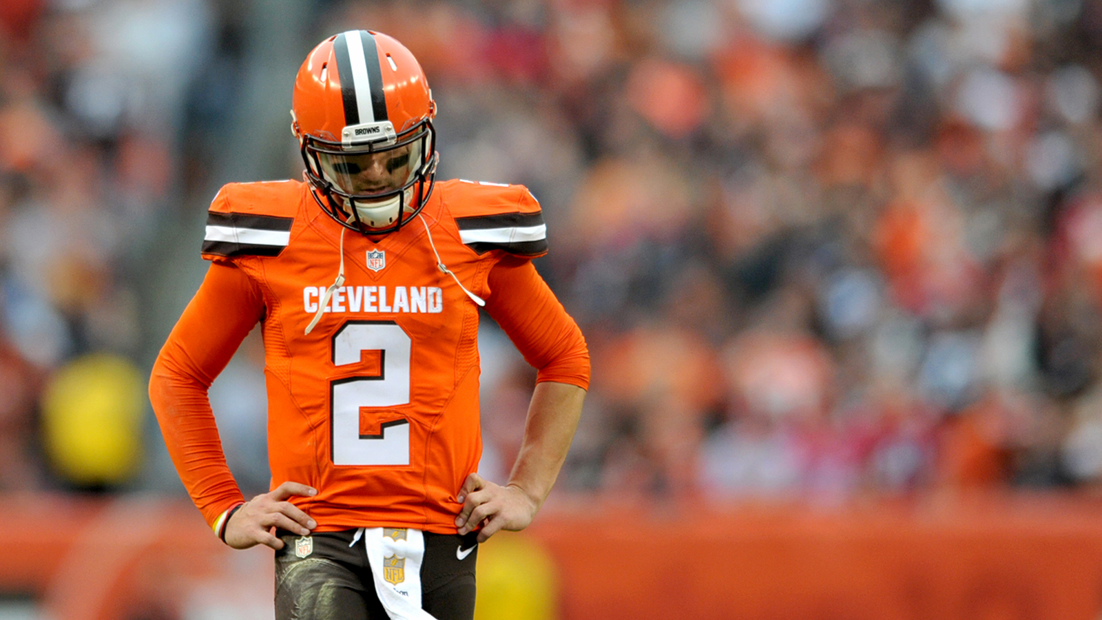 ... Cleveland Browns Jersey - Fantasy Football Overdose Fantasy The Fall of Johnny  Football How did it go so wrong for Manziel SI.com ... 17bf94e28