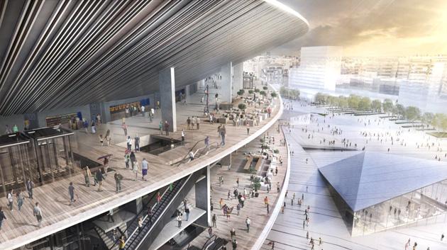 FC Barcelona's new stadium design