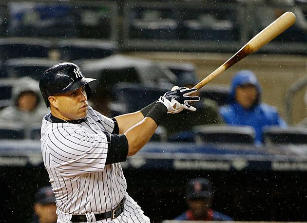 Carlos Beltran, New York Yankees