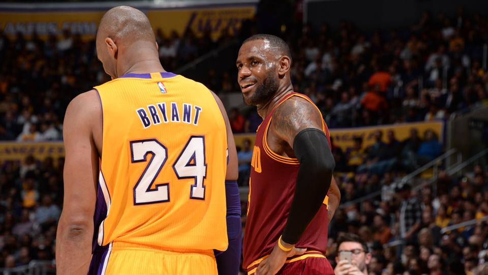 Kobe wants to teach LeBron's kids not to pass the ball | SI.com