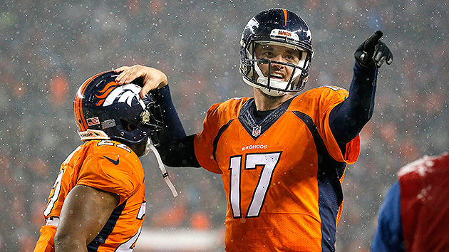 Denver Broncos Brock Osweiler