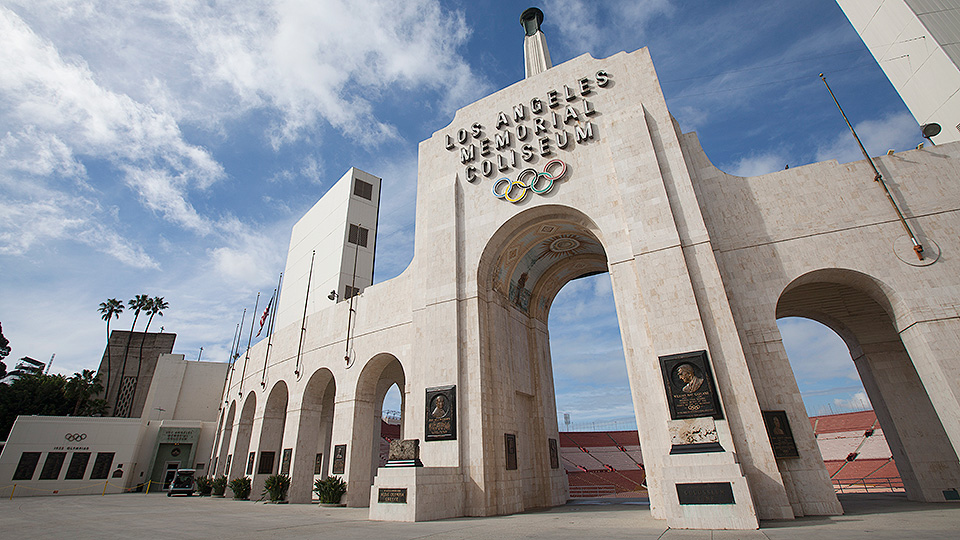 Rams relocation to Los Angeles Memorial Coliseum blast from past for NFL