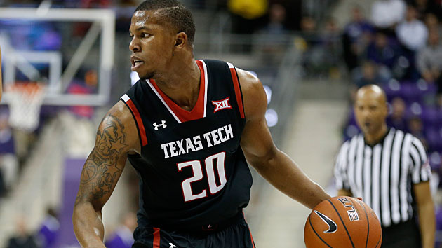 Toddrick Gotcher, Texas Tech Red Raiders