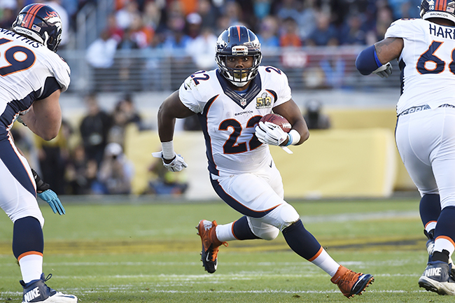 C.J. Anderson was the rare coveted restricted free agent.