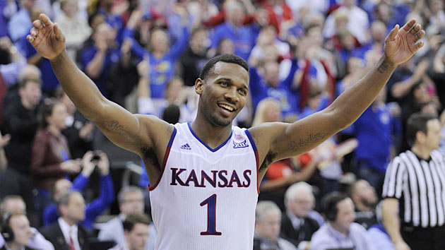 Wayne Selden and Kansas enter the NCAA tournament as the No. 1 overall seed. Will they be the last team standing?