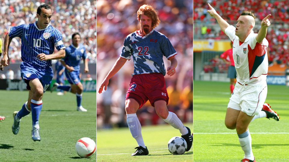 a6a28eda678 Roundtable: Best, worst USA soccer uniforms of all time | SI Kids