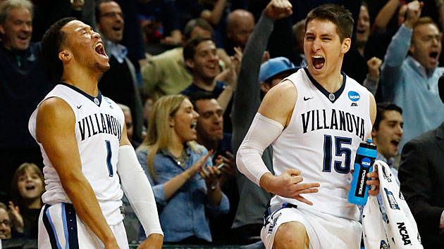Jalen Brunson and Ryan Arcidiacono