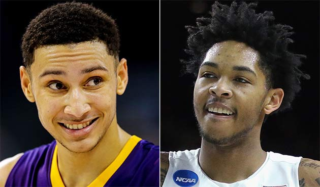 Ben Simmons or Brandon Ingram?