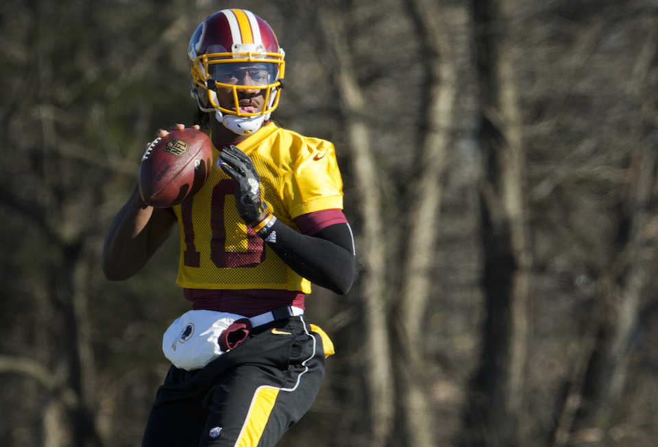 best cheap bb893 8b3c5 Browns still looking at RG3, not engaged in Kaepernick trade ...