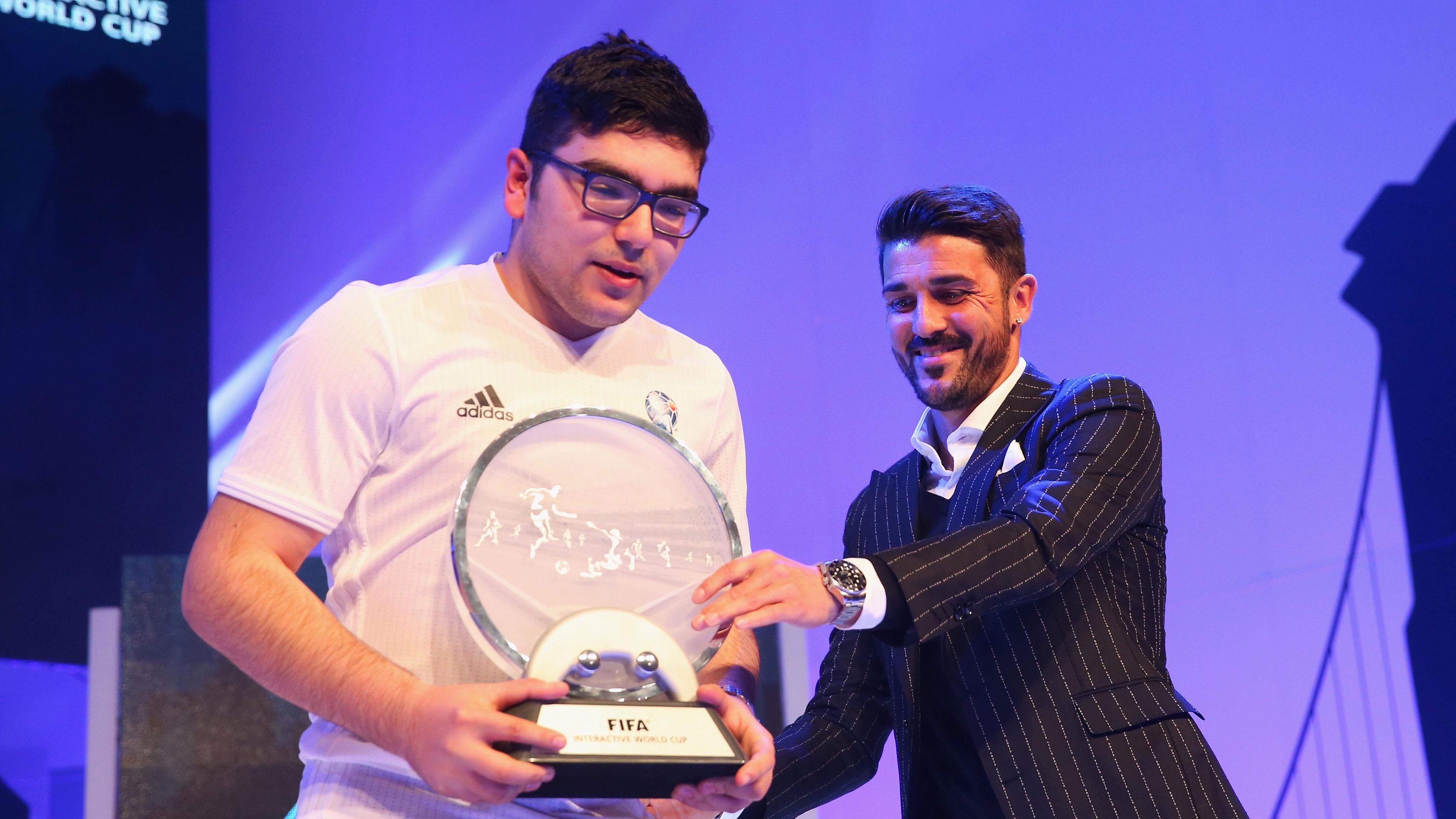 fifa interactive world cup 2016 mohamad al-bacha wins