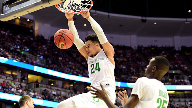 Dillon Brooks, Oregon Ducks