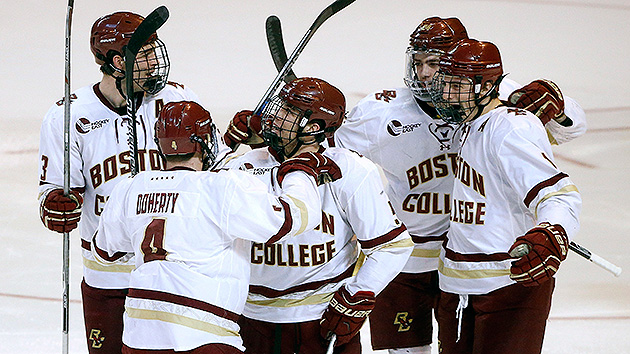 Boston College hockey