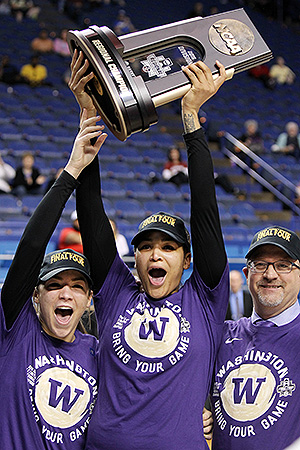 Washington women's basketball