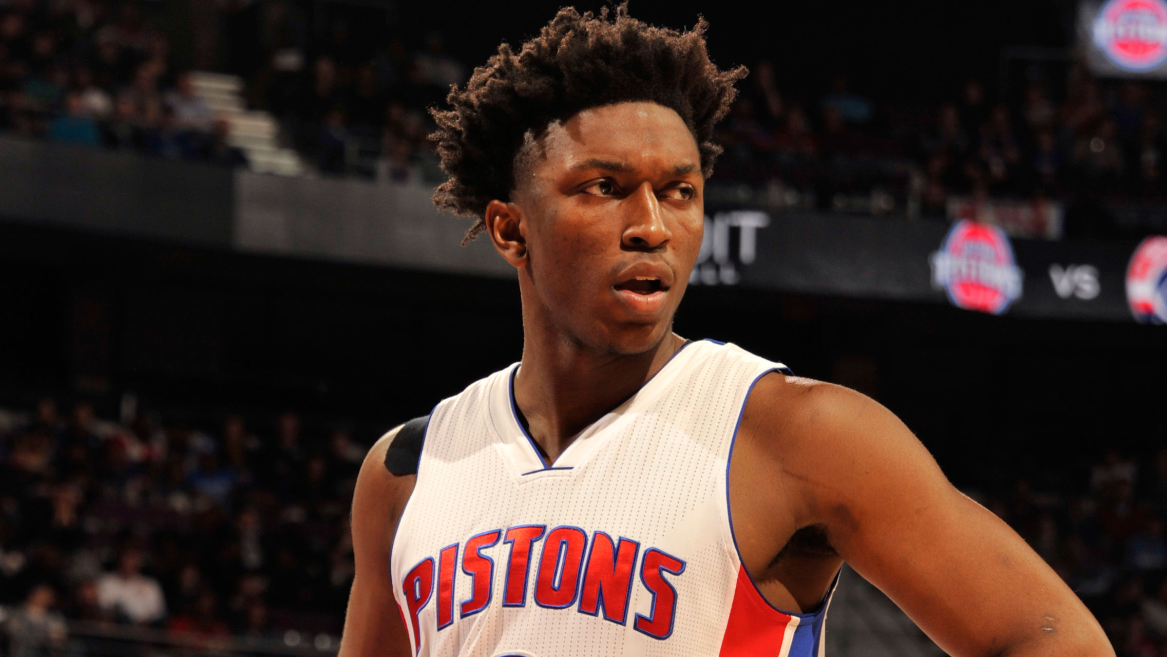 Stanley Johnson Pistons Rookie Takes Shots At Kevin Durant Thunder