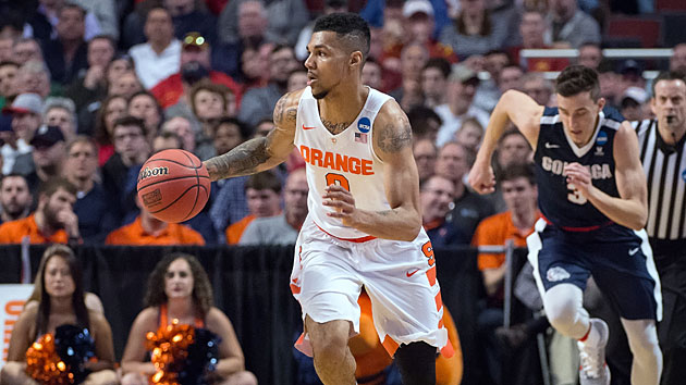 Michael Gbinije, Syracuse Orange