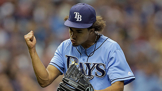 Tampa Bay Rays Chris Archer