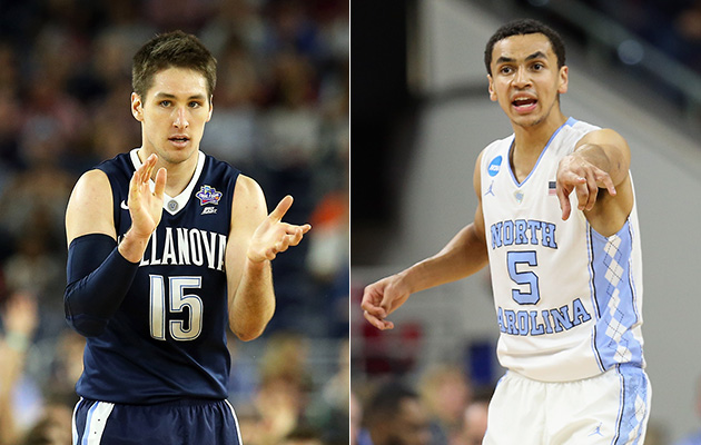 Ryan Arcidiacono and Marcus Paige