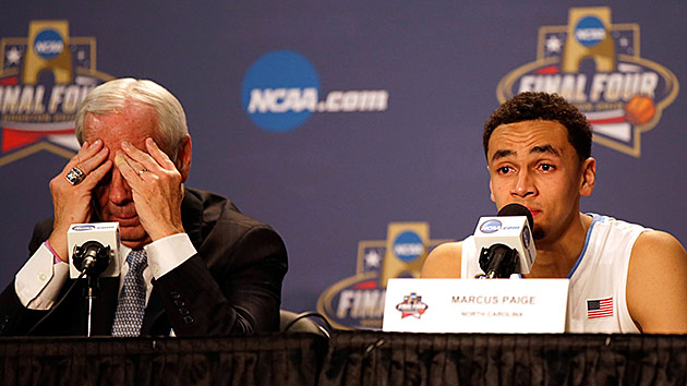 Roy Williams Marcus Paige