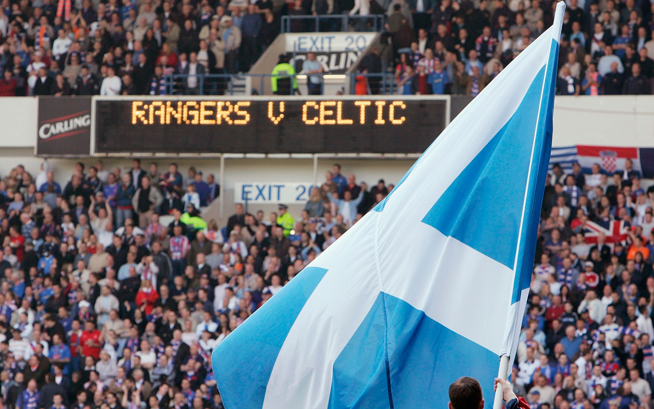 Old Firm derby: Rangers vs. Celtic