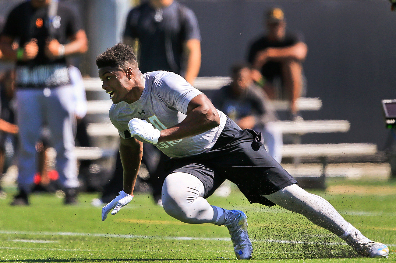 UCLA's Myles Jack performed well at his mid-March pro day as he continues to recover from the knee surgery he underwent last September.