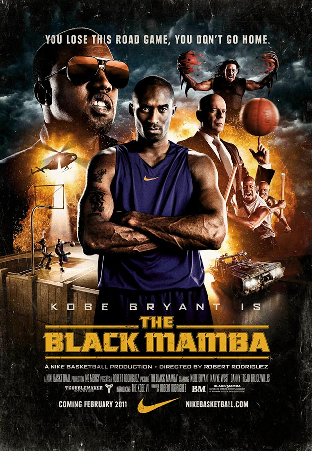 ba9b6405cbf1 Kobe Bryant retires  Looking at Lakers star s 10 best commercials ...