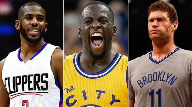 NBA grades