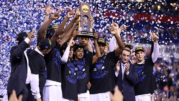 Duke national title