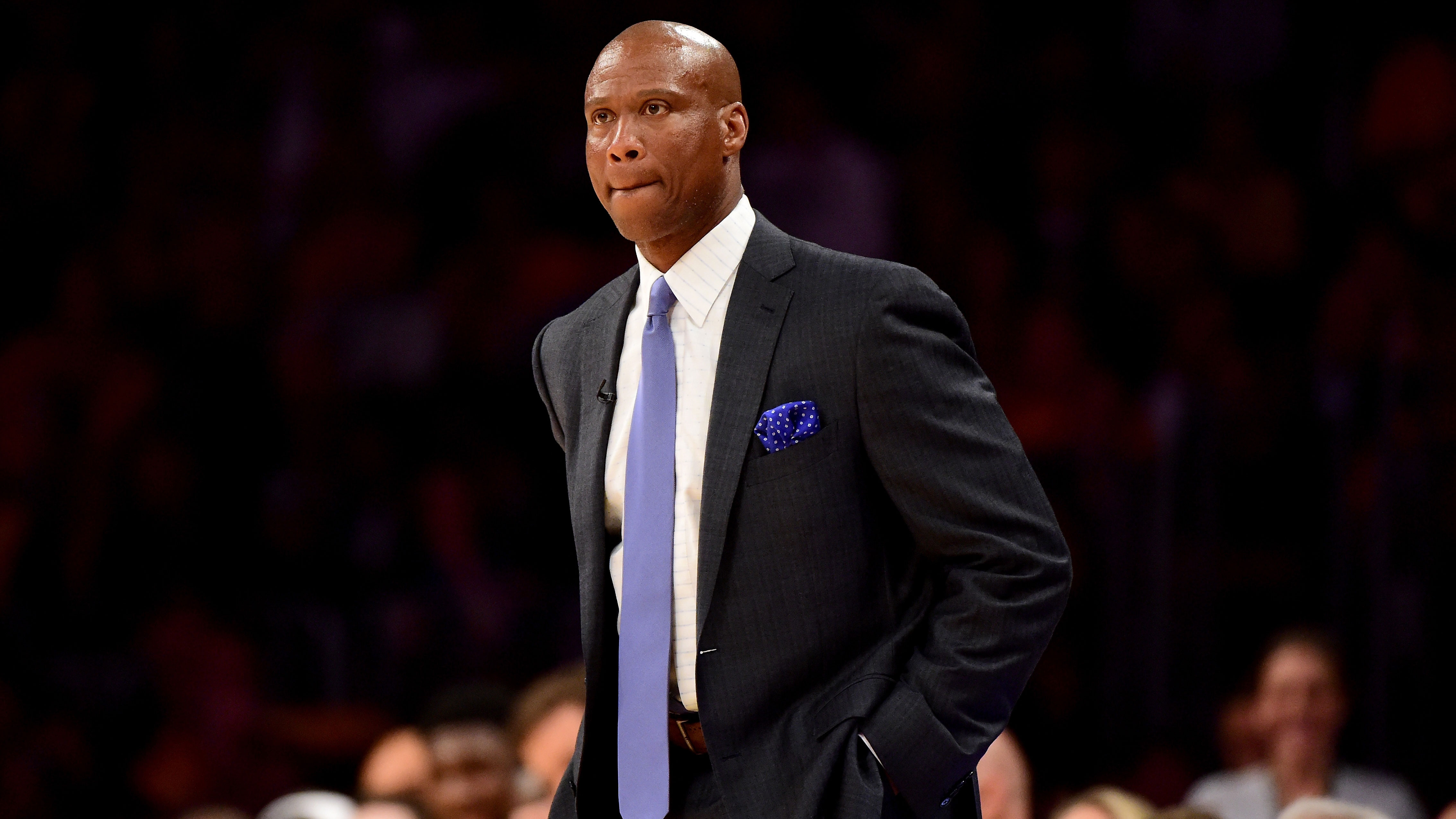 Byron Scott LA Lakers coach expects to stay with team
